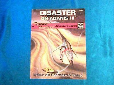 1989 Disaster on Adanis III for Space Master by ICE * free shipping