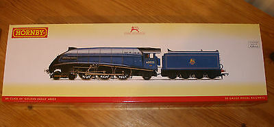 Hornby R3315 A4 'Golden Eagle' 60023 in BR Blue - NEW