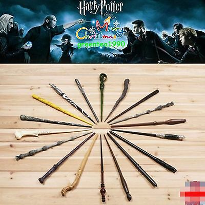Harry Potter Cos Costume Toys Malfoy Hermione Sirius Ron Weasley Magic Wand Lot