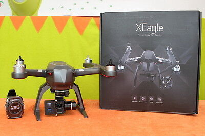 FlyPro XEagle Sport Auto-Follow  With 2.8 K Ultra HD Camera - christmas gift