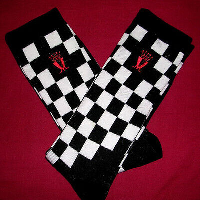 MADNESS - 1x PAIR OF OFFICIAL 2010 TOUR 'SOCKS !' - SUGGS SKA TWO 2 TONE STIFF