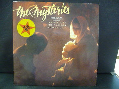 """The Mysteries """"  The Nativity Passion Doomsday """" Vn.mint Cond.in Pic Sl."""