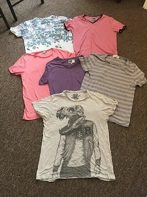 T Shirt Bundle River Island Topman Primary