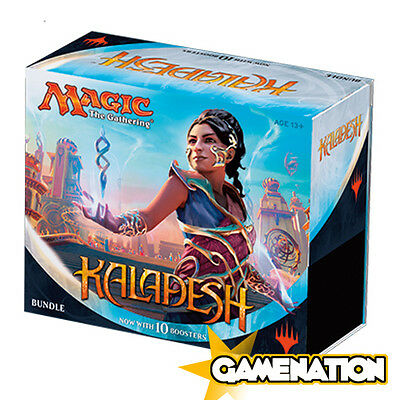 Magic the Gathering: Kaladesh Bundle Box (includes 10 Booster Packs)