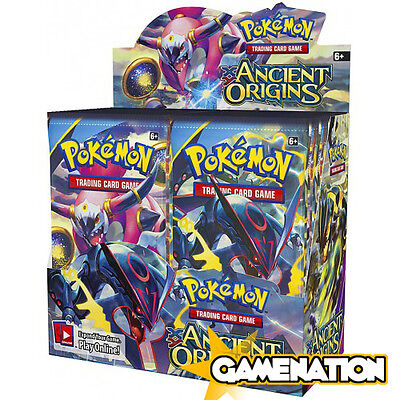 Pokemon Trading Card Game: Ancient Origins Booster Box (includes 36 Boosters)