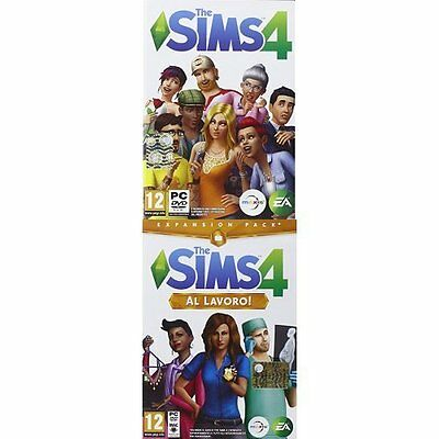 The Sims 4 + The Sims 4: Al Lavoro!