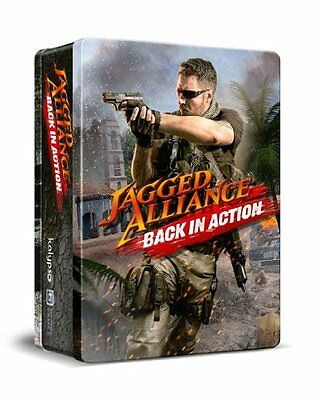 Jagged Alliance: Back in Action - Special Edition [Edizione: Germania]