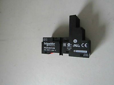 10 x Schneider Relay Socket For Use With RXM Series Miniature Relay 250V 8497632