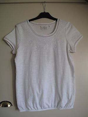 Next Size 12 Ladies white top