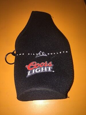 coors light bottle cooler