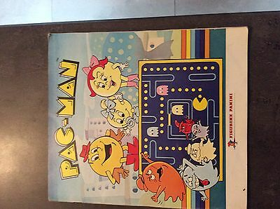 Panini PAC MAN 1985 90% complet