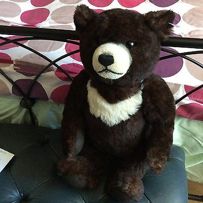 Steiff Moon Ted Limited Edition Of 2000  -  Now Retired And RARE