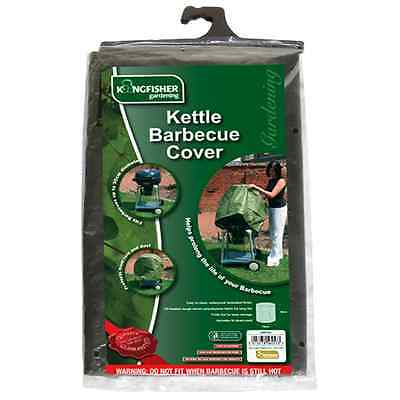 Kingfisher Waterproof Kettle Bbq Cover Rain Protector Barbeque Barbecue  Cov101