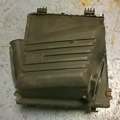 Vw Mk3.5 Golf Cabriolet Airbox Air Filter Housing 1.6 Aft Engine 1E0 129 607 S