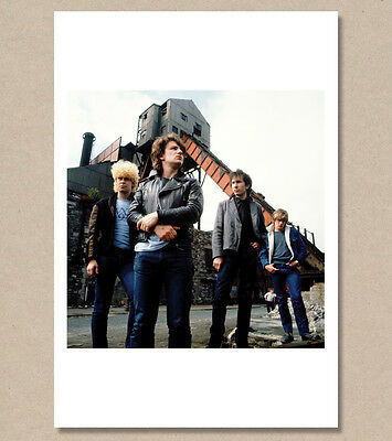 U2 - 'October' Outtake, 1981 - 1 - FINLAY - Giclée/Pigment photo print