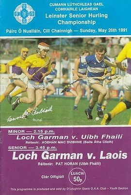 GAA 1991 Leinster Hurling Championship Wexford LAois Offaly 26/5/91 @ Kilkenny