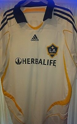 L.A.Galaxy Football Shirt Beckham