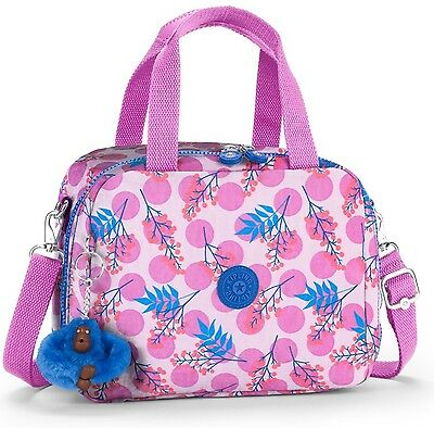 Kipling Miyo Lunch Bag With Trolley Sleeve In Bobble Fruit Pi £45 BNWT