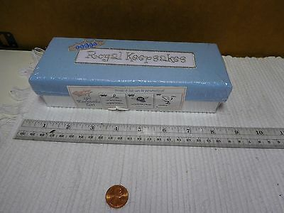 Keepsake Boxes - First's - Curl,Tooth,Tag - Blue Prince