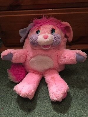 Vintage Popple Toy, Retro 1980's Toy