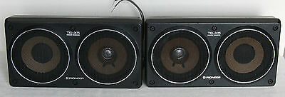 Vintage Pioneer Component Ts-X5 Speakers Youngtimer Car Radio Kex Centrate