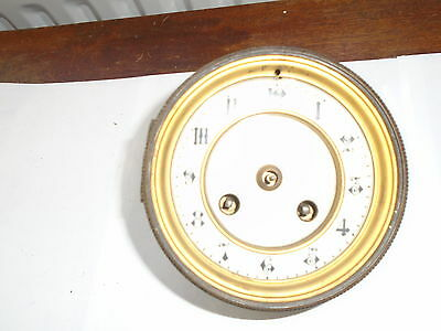 Vintage antique Lp Japy French  clock works 1880