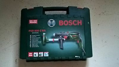 Perceuse à percussion PSB 800-2 RA de Bosch