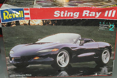 Revell 1:25 Scale STING RAY III Kit No.7346