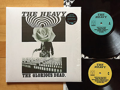 THE HEAVY / The Glorious Dead / 2LP LIMITED EDITION 1ST PRESS 2012 / MINT
