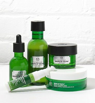 *SALE*The Body Shop Drops of Youth Gift Sets