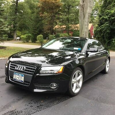 2010 Audi A5  2010 Audi A5 VERY CLEAN, ONE OWNER, GARAGE KEPT