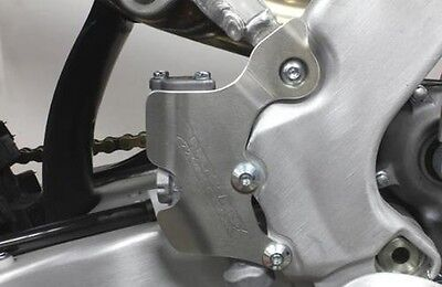 Works Connection Rear Master Cylinder Guard for Yamaha WR450F 2012-2014