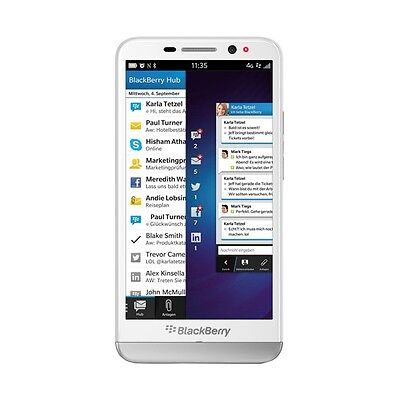 Blackberry Z30 4G Nfc 16Gb White Europa Holt