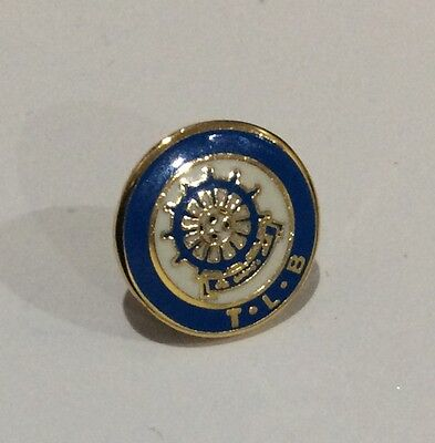 HARTLEPOOL UNITED Football Club Badge FC UTD VERY SMALL ROUND PIN XMAS GIFT