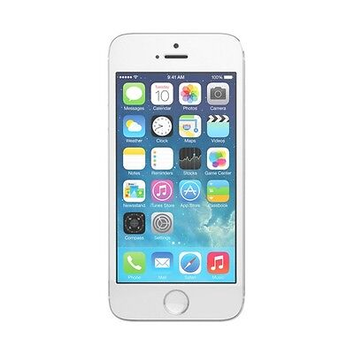 Apple Iphone 5S 4G 16Gb White Silver