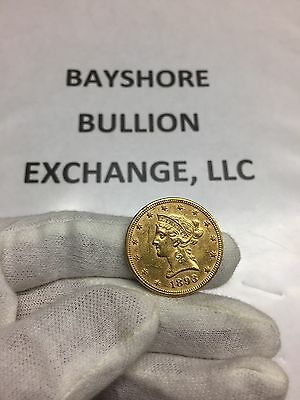 1893 $10 Gold Liberty Head - Free Shipping!!