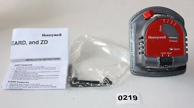 HONEYWELL M847D-VENT 2 Position 24VAC Low Voltage Spring Return Actuator
