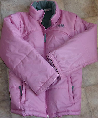 PRIMARK Adventure Club GIRLS PADDED JACKET ANORAK Pink Age 13 158cm