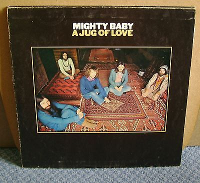 Mighty Baby - A Jug Of Love - Original UK 1971 Blue Horizon Release
