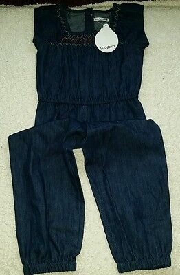BNWT Ladybird Girls Playsuit Age 3-4 Ideal for Parties / Christmas