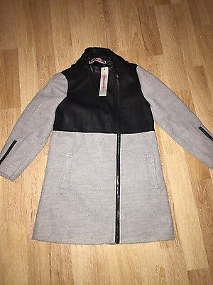 Girls Freespirit coat age 5-6 NEW with tags