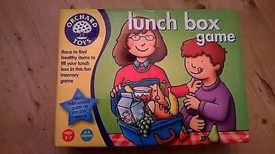 Orchard Toys Lunch Box Game Age 3-7 years