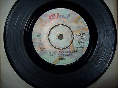 Ripple -the beat goes on and on - facts of life..1977 salsoul 45