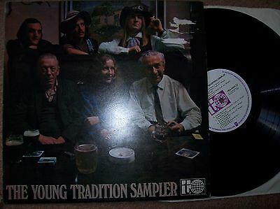 the young tradition - sampler...1969 transatlantic l.p