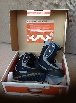 ThirtyTwo Men's Exus Snowboard Boots Size 7