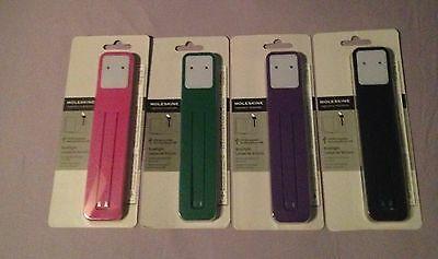 Moleskine Booklight - USB Rechargeable - $12 Ea. Specify Color When Ordering