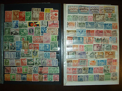 Old  Latin America   stamps used different