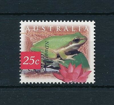 [42257] Australia 1997 Reptiles Frog from set MNH