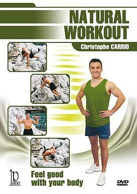 Natural Workout Fitness  DVD -New