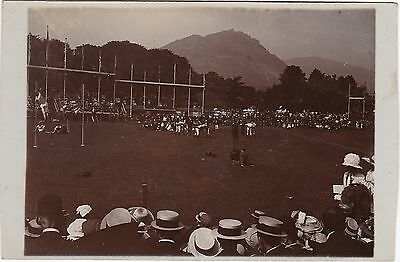 Wrestling Scene At The Sports, GRASMERE, Westmorland RP